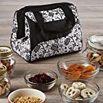 Downtown Insulated Lunch Bag with Ice Pack