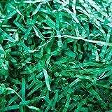 Green Crinkle Stuffing