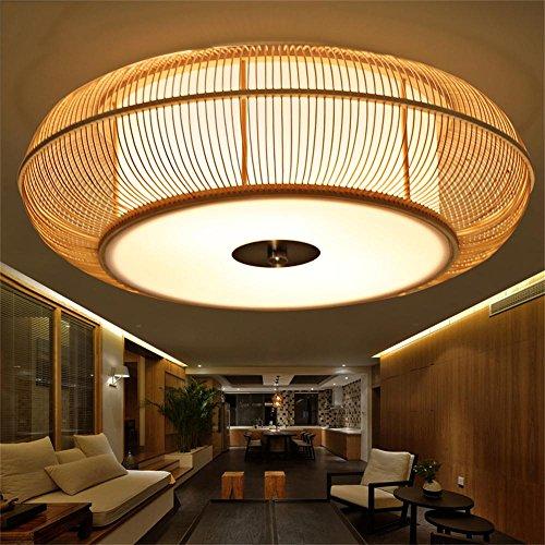 Kreative Japanisch Koreanisch Tatami Bambus Lampe Beleuchtung ...