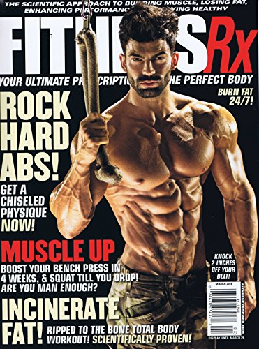Fitness RX For Men [US] March 2016 (単号)