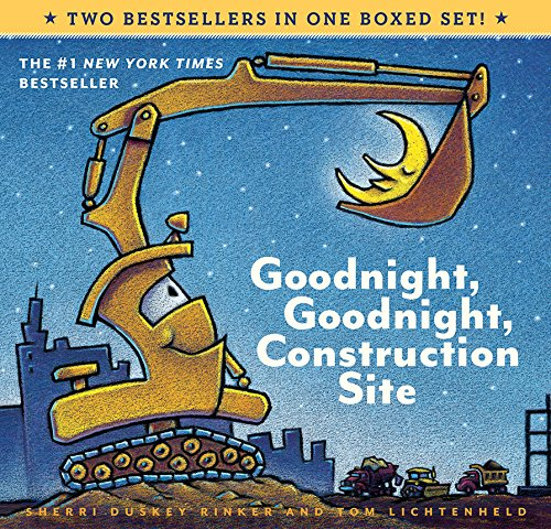 Goodnight-Goodnight-Construction-Site-and-Steam-Train-Dream-Train-Board-Books-Boxed-Set