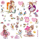 RoomMates RMK1473SCS Fancy Nancy Peel & Stick Wall Decals