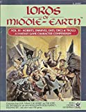 img - for Lords of Middle-Earth, Vol. 3: Hobbits, Dwarves, Ents, Orcs, & Trolls (MERP/Middle Earth Role Playing) book / textbook / text book