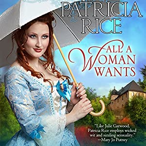 All a Woman Wants Audiobook