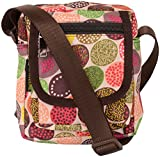 SurprizeMe Women's Sling Bag (Multicolour, SUPM-BAG-MINI-SHOULDER-CIRCLES)