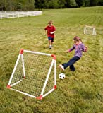 Junior Soccer Goal Set with High-Impacy Vinyl Nets