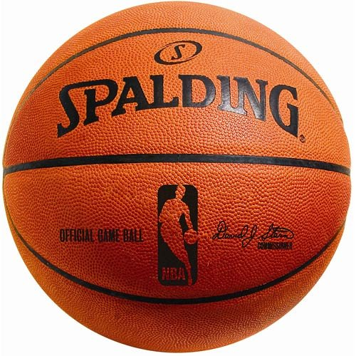 並行輸入品 スポルディング バスケットボール 7号(NBA公式試合ボール)