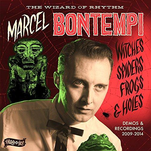 "Marcel Bontempi-Witches Spiders  Lp+7""|""Marcel Bontempi"
