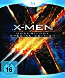 Image de X-Men - Quadrilogy  [SE] [7 BRs] (+Digital-Copy [Blu-ray] [Import allemand]