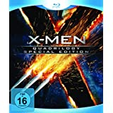 "X-Men - Quadrilogy (Special Edition) [Blu-ray]von ""Hugh Jackman"""