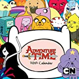 Cartoon Network Adventure Time 2015 Mini Wall Calendar