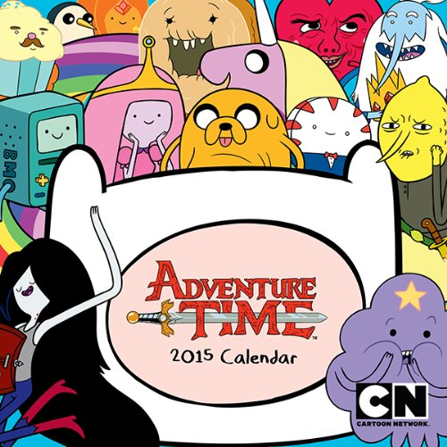 Adventure Time 2015 Mini Wall Calendar