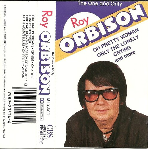 the one and only roy orbison CD Covers