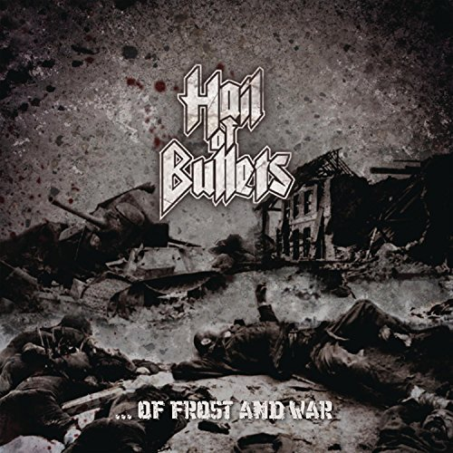 Of Frost And War by Hail Of Bullets (2008-05-13)