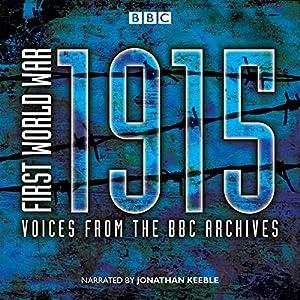 First World War: 1915 Radio/TV Program