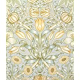 Lily and Pomegranate wallpaper, by William Morris (Print On Demand)