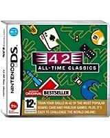 42 All Time Classics (Nintendo DS)