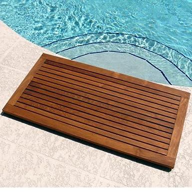 wooden doormats indoor outdoor door mats for home. Black Bedroom Furniture Sets. Home Design Ideas