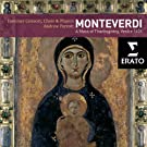 Monteverdi: Solemn Mass for the Feast of Sancta Maria (Mass of Thanksgiving)