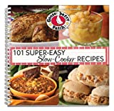 img - for 101 Super Easy Slow-Cooker Recipes Cookbook (101 Cookbook Collection) book / textbook / text book