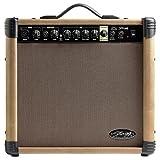 Stagg 25015613 40 AA R EU REVERB Acoustic Gitarre Amplifier