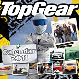 The Official Top Gear 2011 Square Calendarby bbc