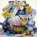 Hoppin Easter Fun - Boy: Child s Easter Basket Ages 3 to 5 Years Old - EBUN-14-BOY