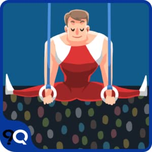 Gymnastics Quiz Game by 9Quiz - Multiplayer Trivia