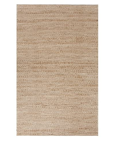 Jaipur Rugs Naturals Solid Pattern Jute/Cotton Area Rug