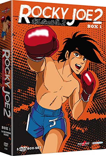 Rocky Joe Stagione 2 - Volume 1 (5 DVD) (Collector's Edition)