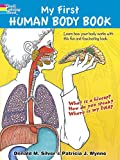 My First Human Body Book (Dover Childrens Science Books)