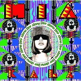 Cubra la imagen de la canción Bamboo banga por M.I.A.