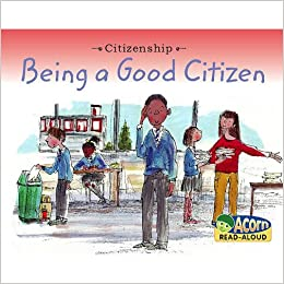 Citizenship Books For Kids