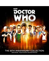 Doctor Who the 50th Anniversary