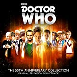 Doctor Who - The 50th Anniversary Collection (CD)