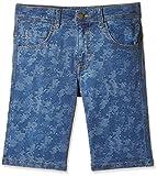 UCB Kids Boys' Shorts (16P4DENC0094I901_Blue_XS)