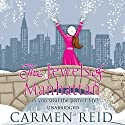 The Jewels of Manhattan Audiobook by Carmen Reid Narrated by Laurence Bouvard