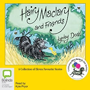 Hairy Maclary and Friends Audiobook
