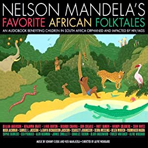 Asmodeus and the Bottler of Djinns: A Story From Nelson Mandela's Favorite African Folktales | [Nelson Mandela (editor)]