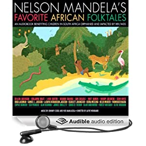 The Clever Snake Charmer: A Story from Nelson Mandela's Favorite African Folktales (Unabridged)