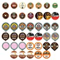Custom Variety Pack Decaf Coffee Single Serve Cups For Keurig K Cup Brewers - 40 Count