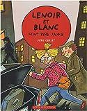 echange, troc Jürg Obrist - Lenoir et Blanc font rire jaune