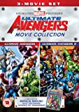 Ultimate Avengers - 3 Movie Collection [DVD]