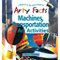 Machines, Transportation & Art Activities (Arty Facts)