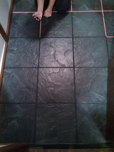 Grout Pen Black Ideal To Restore The Look Of Tile Grout