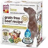 The Honest Kitchen Love: Grain Free Beef Dog Food, 2 lb