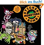 Stickerbomb Monsters: Studio Rarekwai
