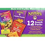 Annie's Homegrown Snack Pack - Variety Pack - 1 Ounces - 12 Count