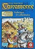 Asmodee - CARC03 -  Jeu de stratégie - Carcassonne - Extension Auberges et Cathédrales