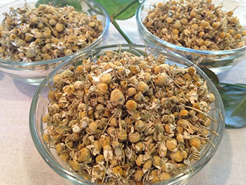 Organic Chamomile Flowers ~ 1 Ounce Bag ~ (Loose Herb) Great For Tea And Tincture